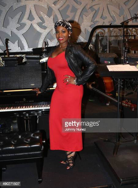Fantasia returns to 'After Midnight' at The Brooks Atkinson Theatre on May 13 2014 in New York City