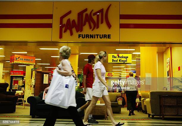 Fantastic Furniture store in Moore Park super centre 18 December 2003 AFR Picture by LOUIE DOUVIS