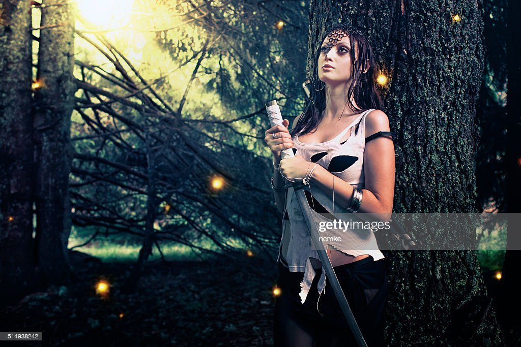 Fantasy and magic : Stock Photo