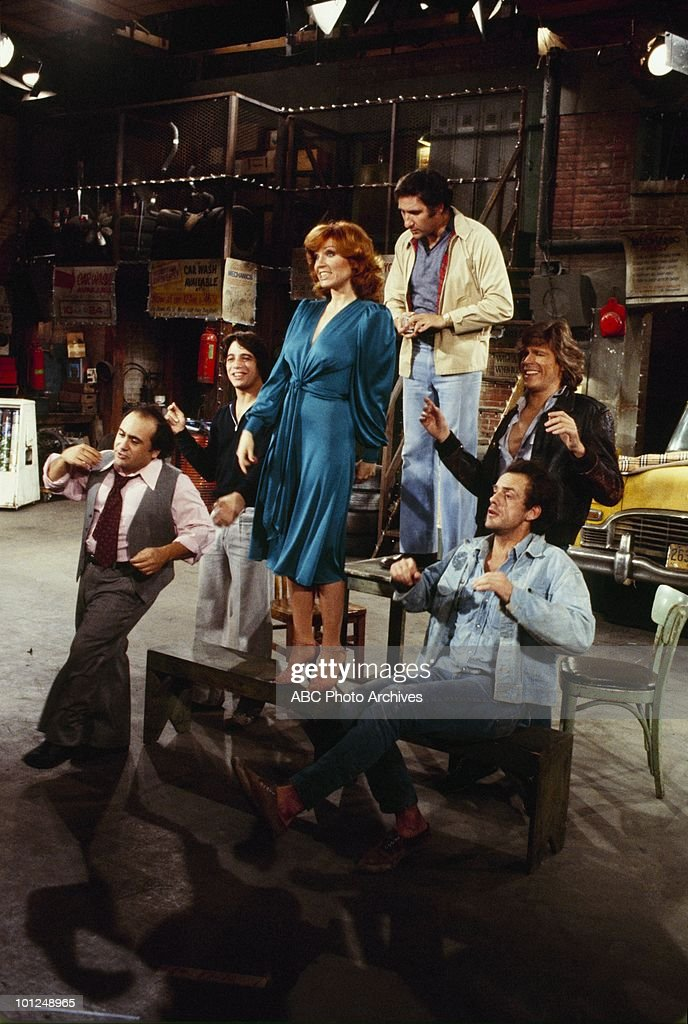 TAXI - 'Fantasy Borough' - Airdate May 6, 1980. (Photo by ABC Photo Archives/ABC via Getty Images) DANNY