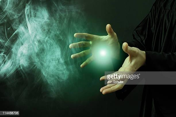 Fantasy Wizard Magic