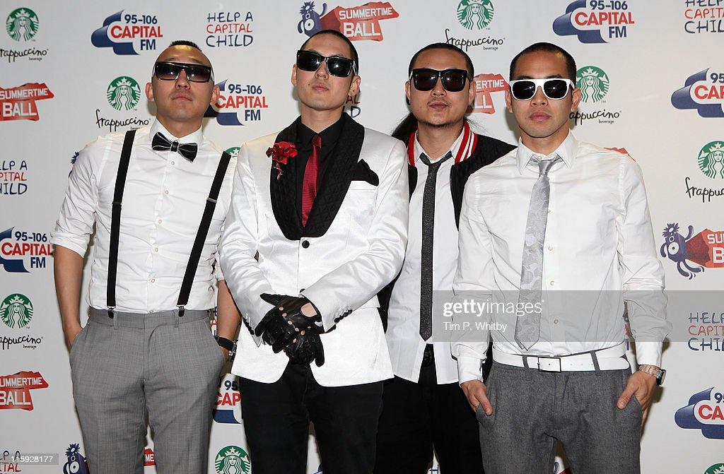 Capital Radio's Summertime Ball
