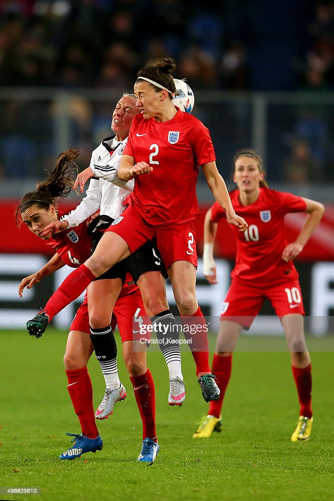 Germany v England - Women's International Friendly