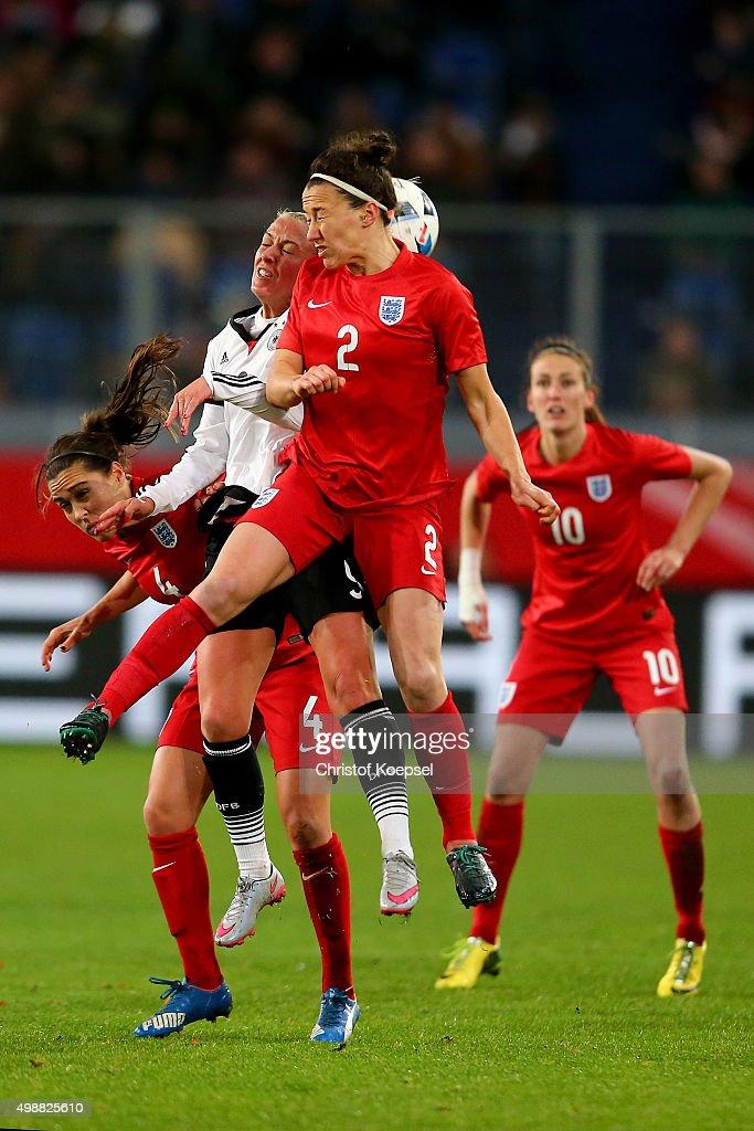 Germany v England - Women's International Friendly