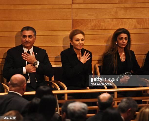 Princess farahnaz pahlavi of iran photos et images de for Shah bano farah pahlavi