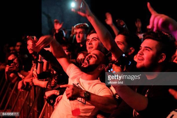 Farid Bang 'Asphalt Massaka'TourEWerk Köln