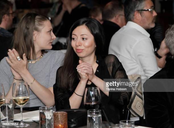 Farima Karimi attends the 2017 Aspen Shortsfest Awards Dinner on April 9 2017 at Aspen Kitchen in Aspen Colorado