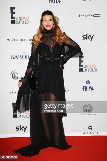 Farina Opoku attends the 'E Entertainment Influencer Suite' a red carpet live viewing event of the 89th Academy Awards by the payTV station E...