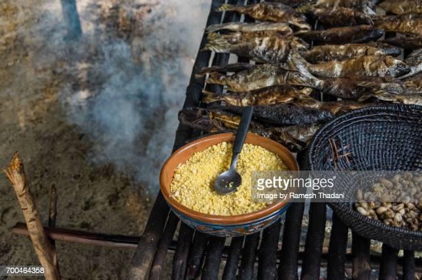 'Farinha' - cassava flour