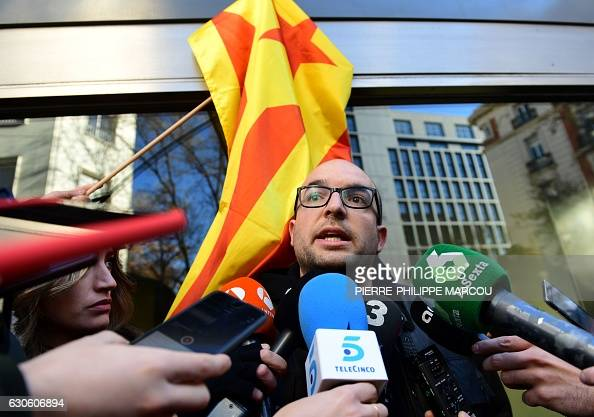 Far-left Catalan independentist party CUP (Popular Unity ...