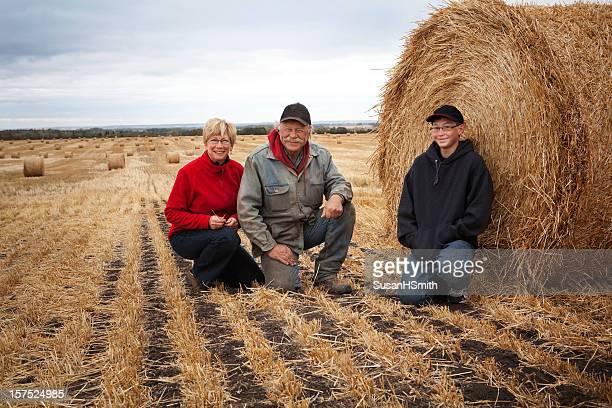 Farm Familien