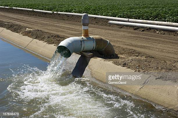Farm Irrigation Water Pump