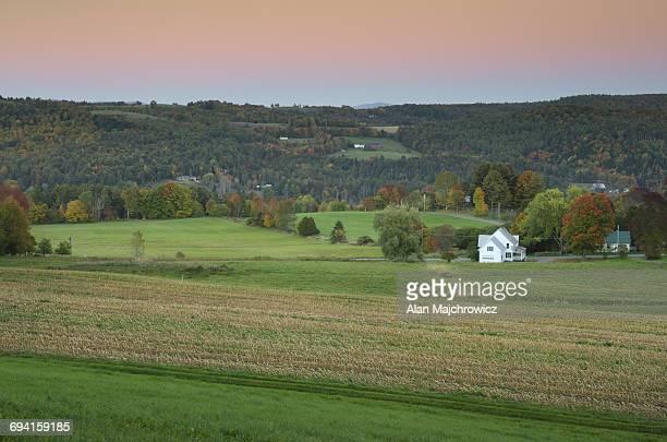 Farm, Peacham, Vermont