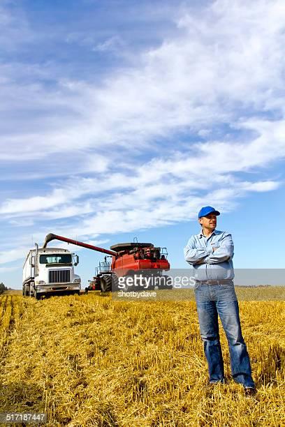 Farmer and Harvest