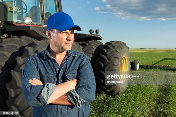 Farmer Contemplation