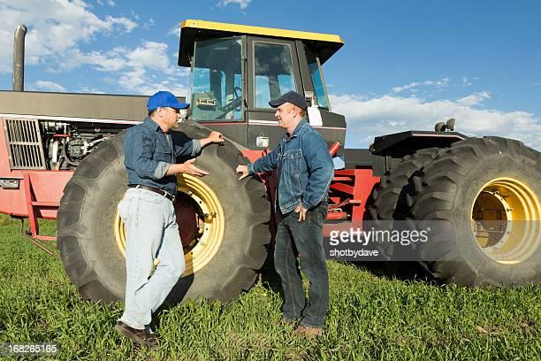 Farmer Discussion