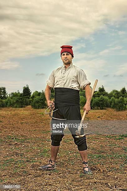Agriculteur de Catalogne