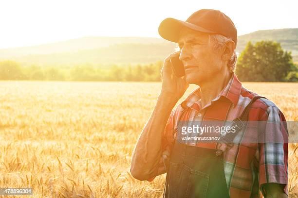 "Agriculteur ""il utilise un smartphone"