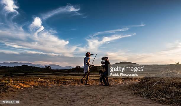 Farmers, Araku valley