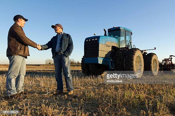 Farmer's Handshake