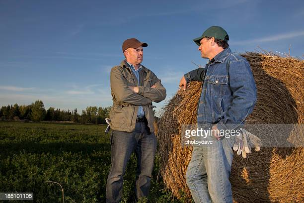 Farmers Talking