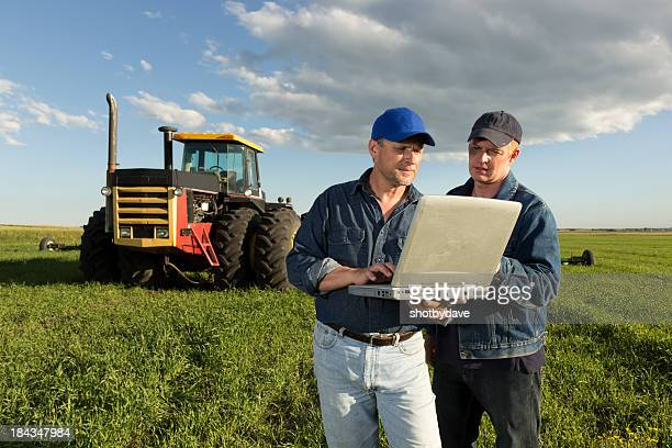 Farming and Computer