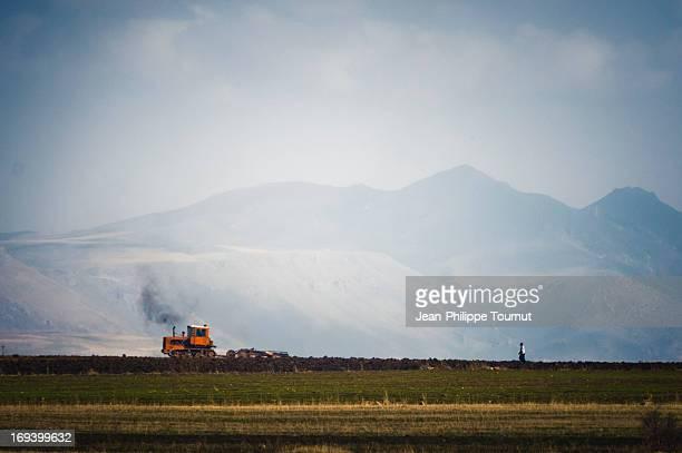Farming in Southern Armenia