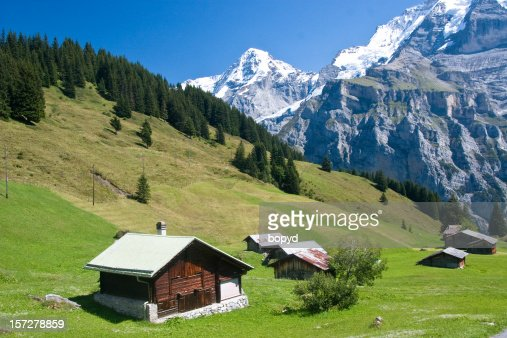 Farming in Switzerland