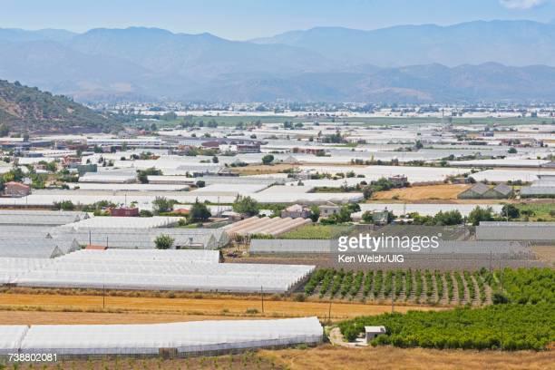 'Farming in the Esen valley, Turkey'