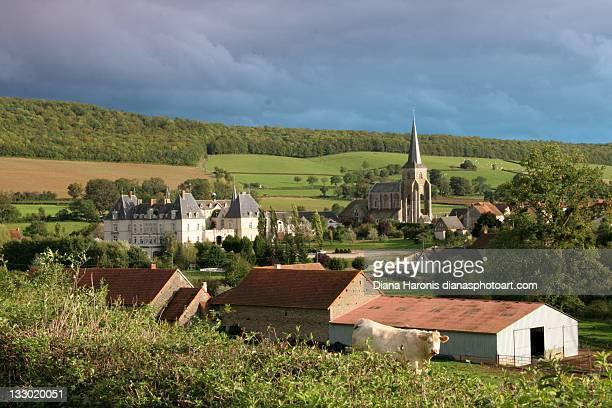 Farmland in France