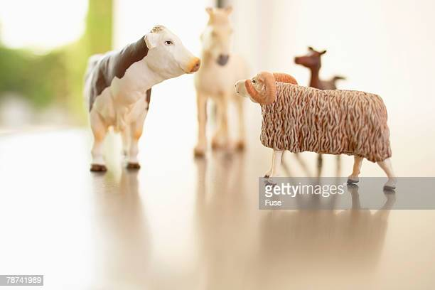 Farmyard Animal Toys