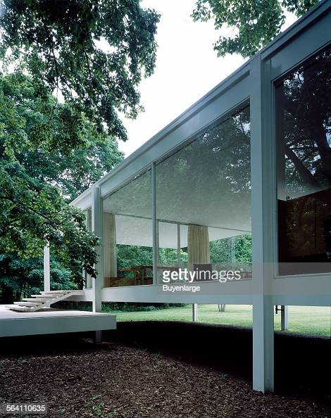 Farnsworth House Stock Photos and Pictures Getty Images - ^