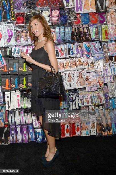 Farrah Abraham attends Exxxotica Expo 2013 on May 31 2013 in Fort Lauderdale Florida