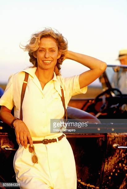 Farrah Fawcett in a publicity still from the movie Margaret BourkeWhite