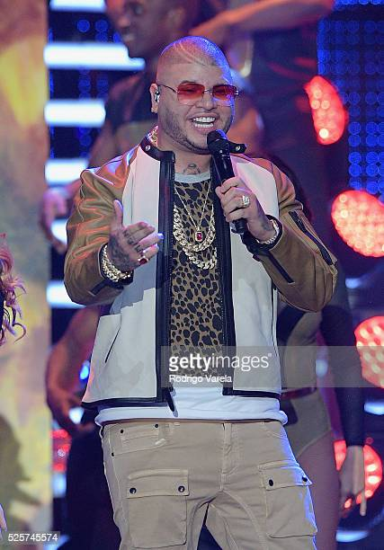 Farruko performs onstage at the Billboard Latin Music Awards at Bank United Center on April 28 2016 in Miami Florida