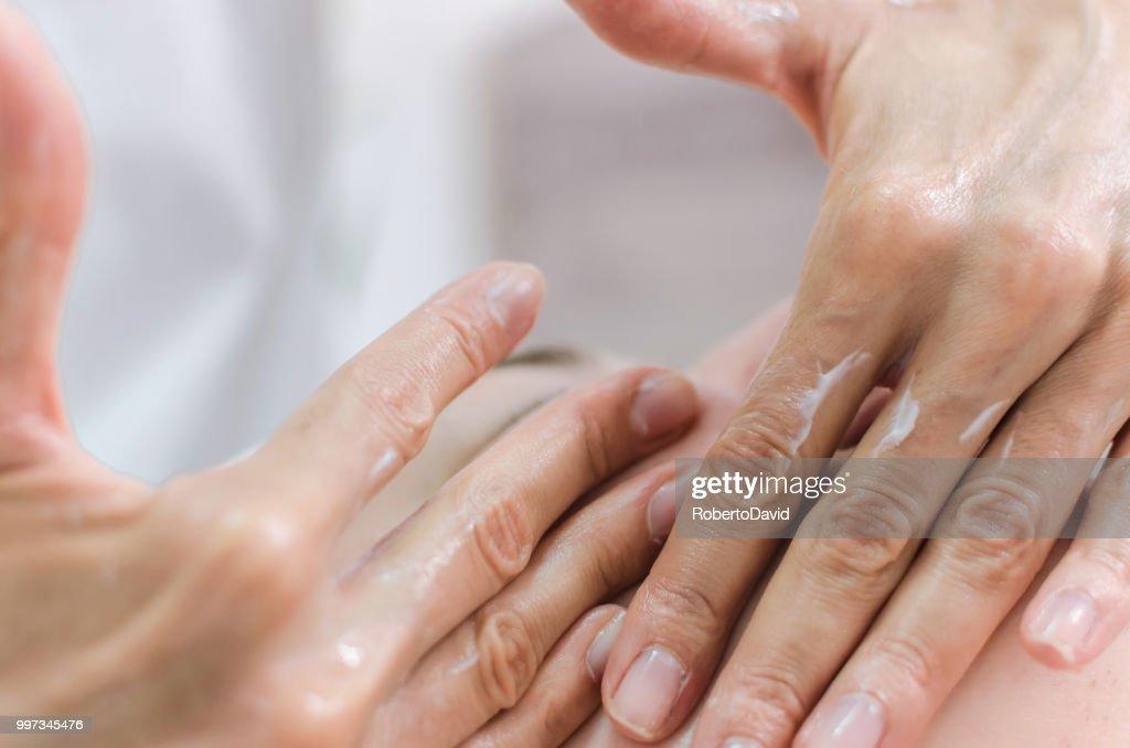 massasje fot