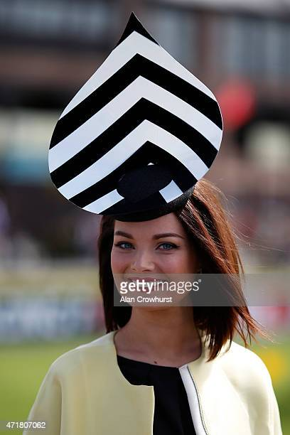 Fashion at Punchestown racecourse on May 01 2015 in Naas Ireland