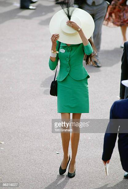 Fashion at Royal Ascot races UK
