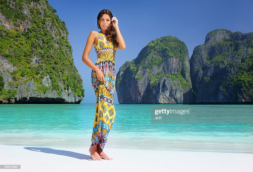 Fashion Beauty, Maya Bay, PhiPhi Islands, Thailand (XXXL)