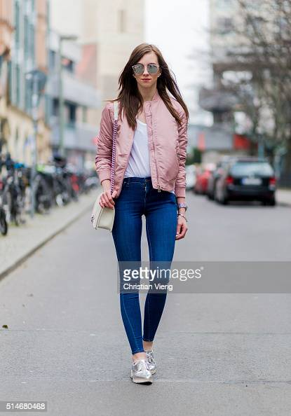 Pink Denim Fabric Stock Photos and Pictures | Getty Images