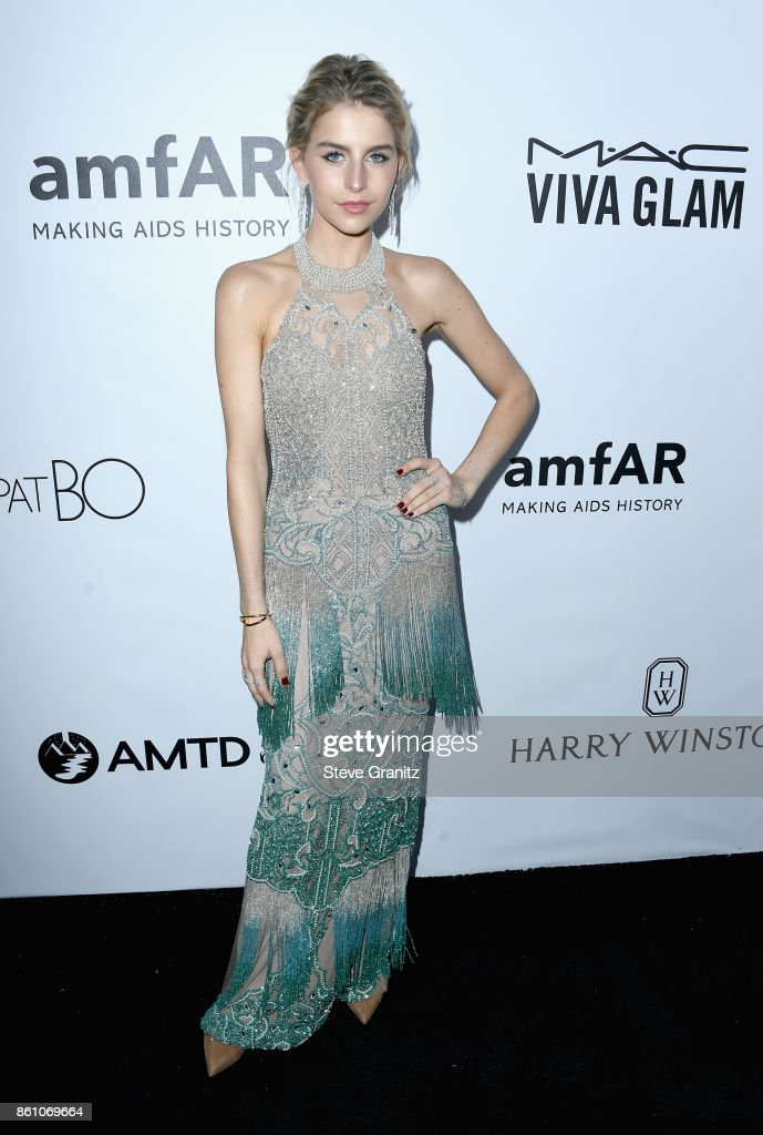 amfAR Los Angeles 2017 - Arrivals