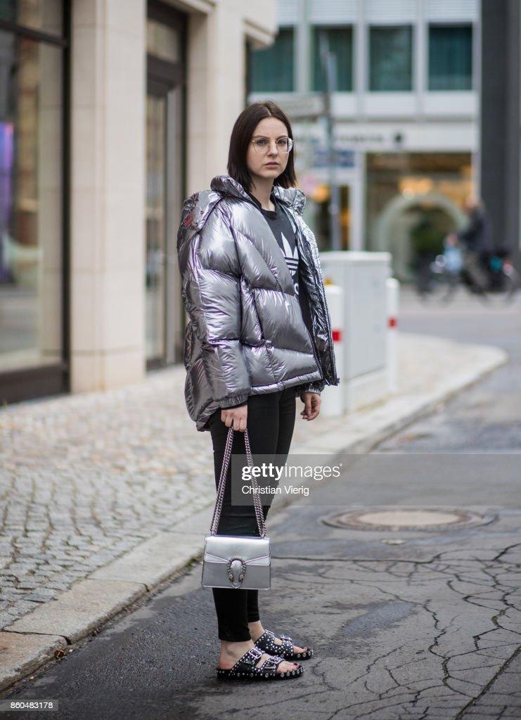 Street Style - Berlin - October 12, 2017