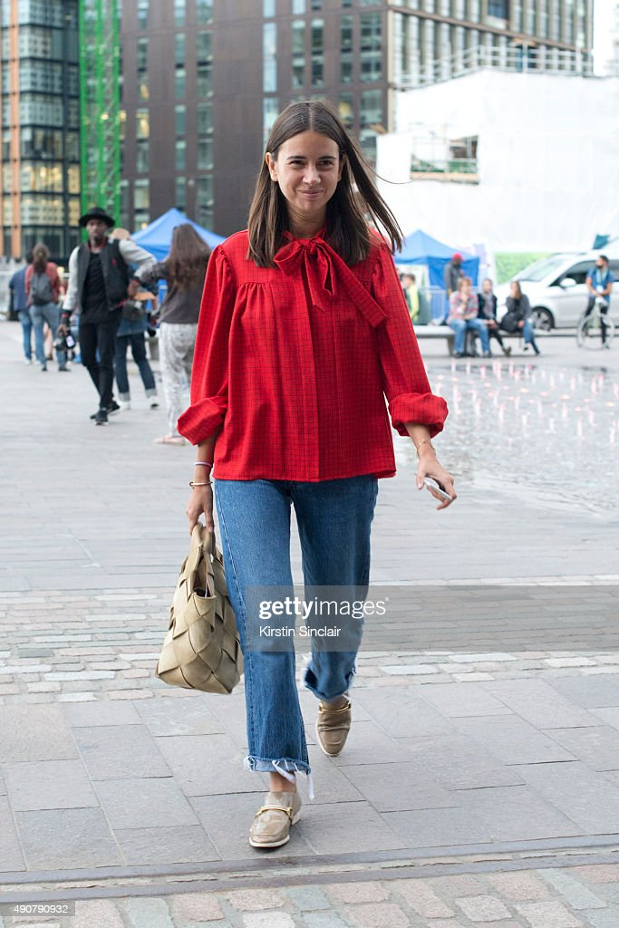 Day 3 Lfw Ss16 Getty Images