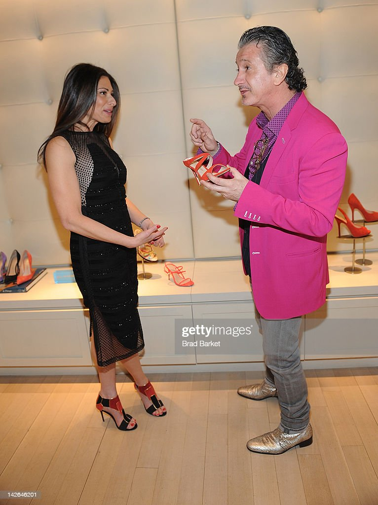 Jean Michel Cazabat Spring Shopping Night Hosted By Stacy London Getty Images