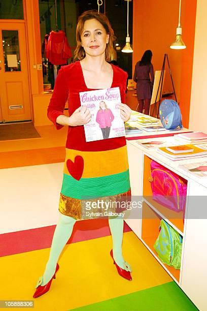 Fashion Designer Agatha Ruiz de la Prada during 'Chicken Soup for the Soul' Magazine Celebrate their February/March 2006 Issue at Agatha Ruiz de la...