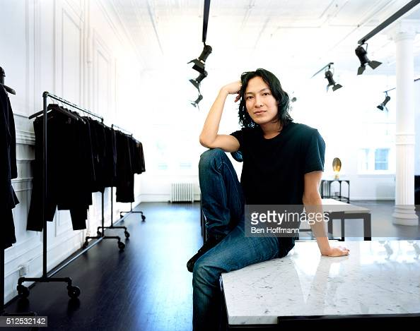 Fashion designer Alexander Wang is photographed for Vanity Fair Magazine on January 12 2010 in New York City PUBLISHED IMAGE