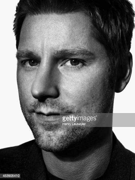 Fashion designer and Chief Executive Officer of Burberry Christopher Bailey is photographed for Los Angeles Times Magazine on October 25 in New York...