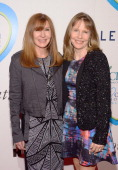 Fashion designer and presenter Nicole Miller and UCP NYC honorary cochair Donna Hanover attend the 13th annual Women Who Care event benefiting United...