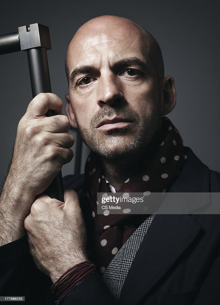 Antonio Marras, Portrait shoot, June 8, 2010