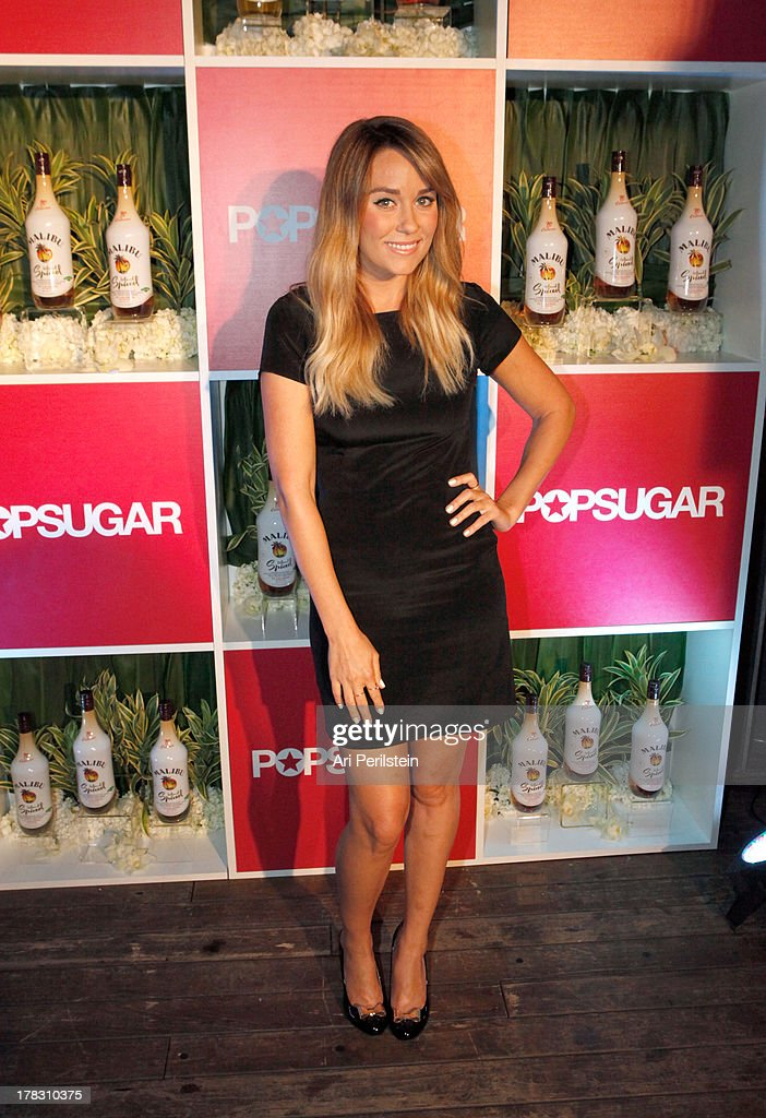 Fashion designer, bestselling author and lifestyle expert <a gi-track='captionPersonalityLinkClicked' href=/galleries/search?phrase=Lauren+Conrad&family=editorial&specificpeople=537620 ng-click='$event.stopPropagation()'>Lauren Conrad</a> attends the Malibu Island Spiced summer soiree, hosted by POPSUGAR, held at Skybar at the Mondrian Los Angeles on August 28, 2013 in West Hollywood, California.